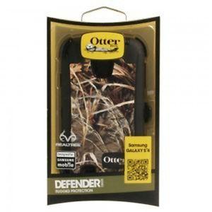 Defender Series Case and Holster for Samsung Galaxy S4 -Realtree Camo - Xt