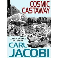 Cosmic Castaway - eBook