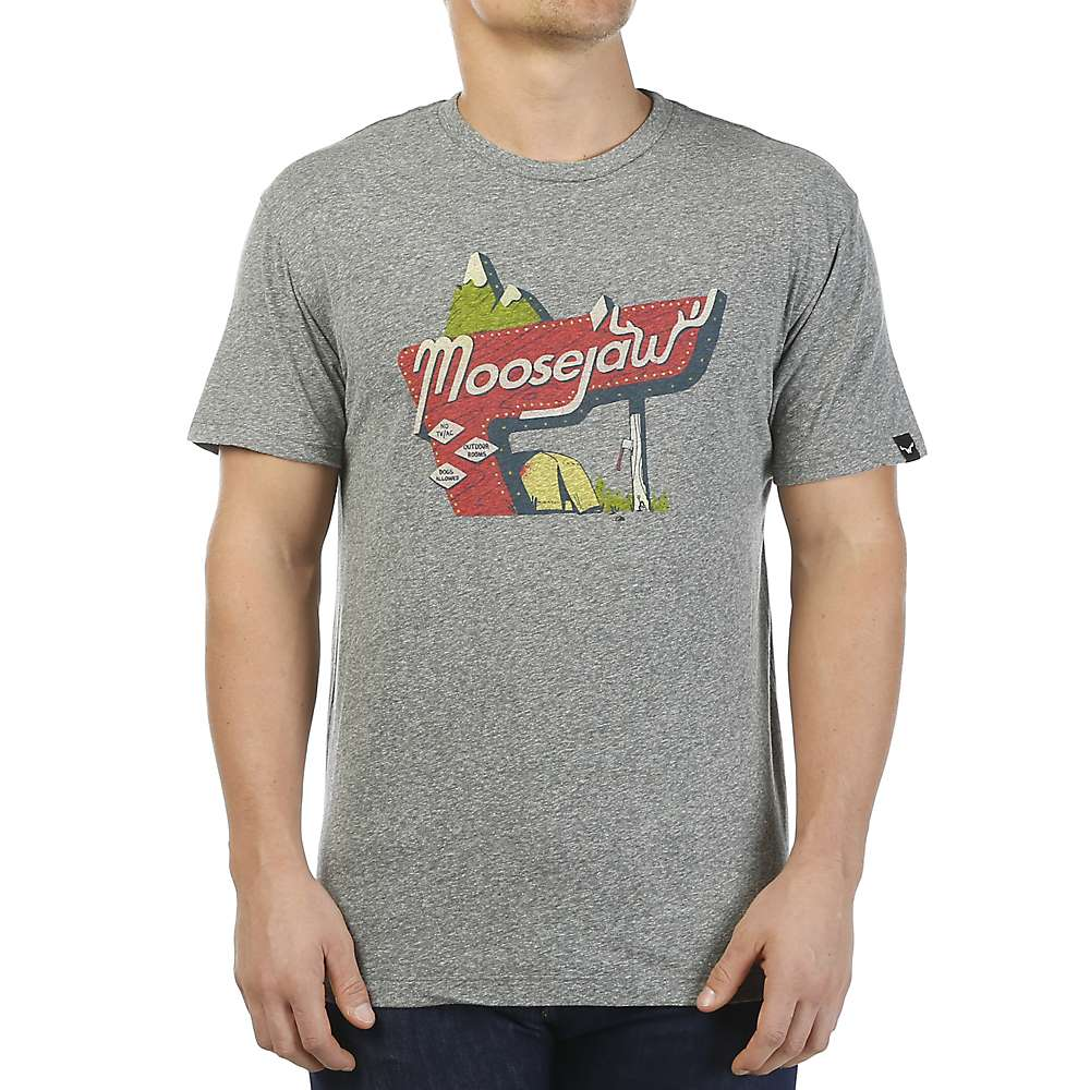 Moosejaw Men's Life is a Highway Vintage Regs SS Tee
