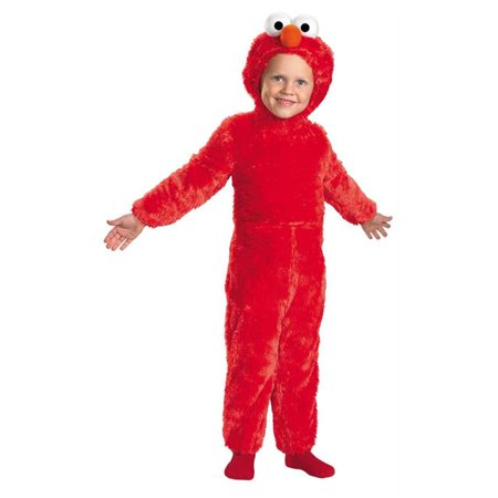 Costumes For All Occasions Dg25961S Sesame Street Elmo 2T