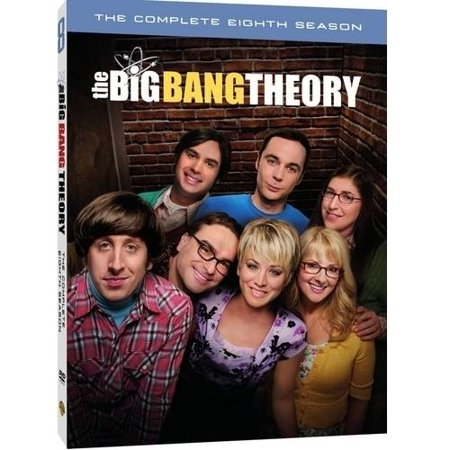 The Big Bang Theory  The Complete Eighth Season