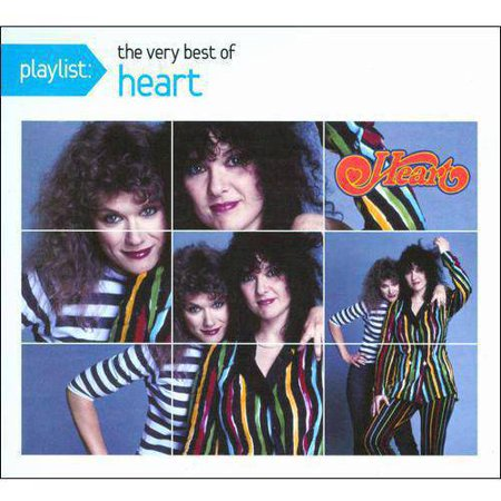 Playlist: The Very Best Of Heart (Eco-Friendly Package) - Halloween Rock Music Playlist