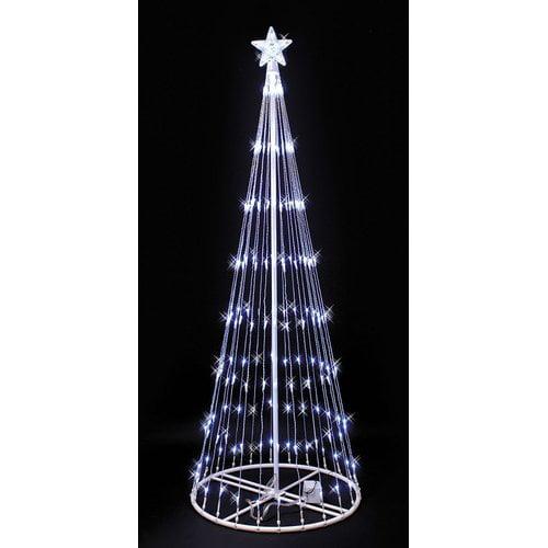 Kringle Traditions 4' LED Light Show Tree