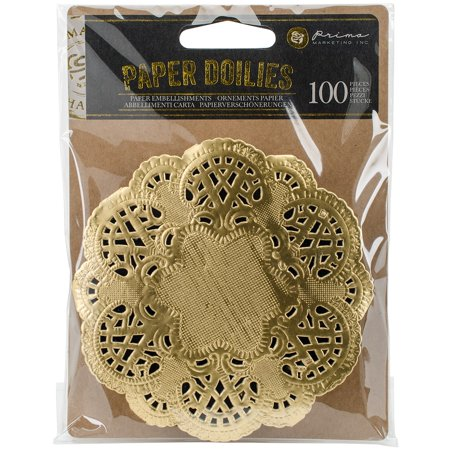 Prima Marketing Paper Doilies, 4