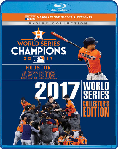 2017 World Series Collector's Edition (Blu-ray) by Shout! Factory