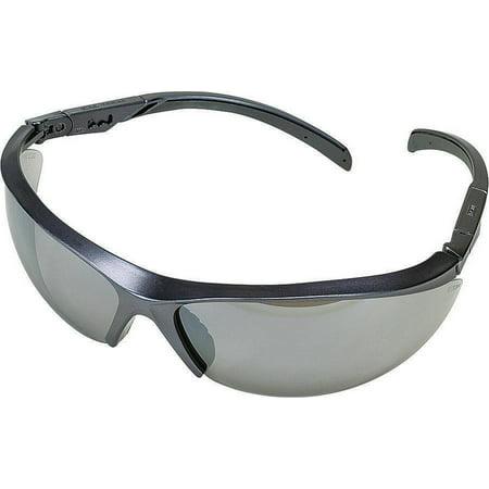 Msa Safety 10083083 Essential Adjust 1138 Safety Glasses  Black Frame