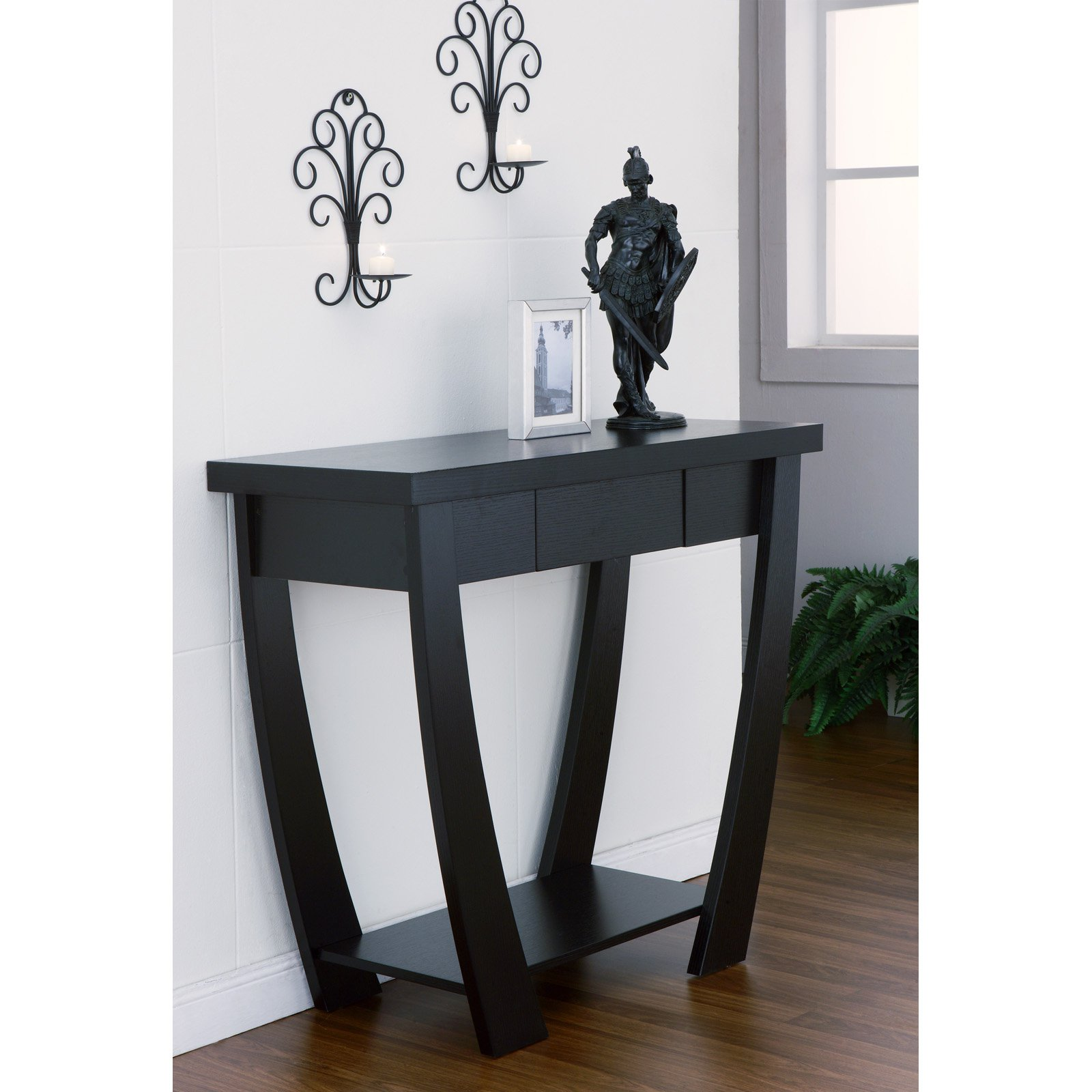 Furniture of America Shell Console Table