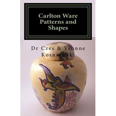 Carlton Ware Patterns and Shapes