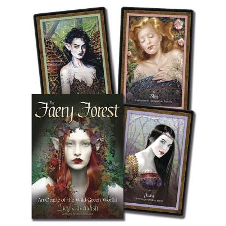 The Faery Forest Oracle (Other)](The Halloween Oracle)