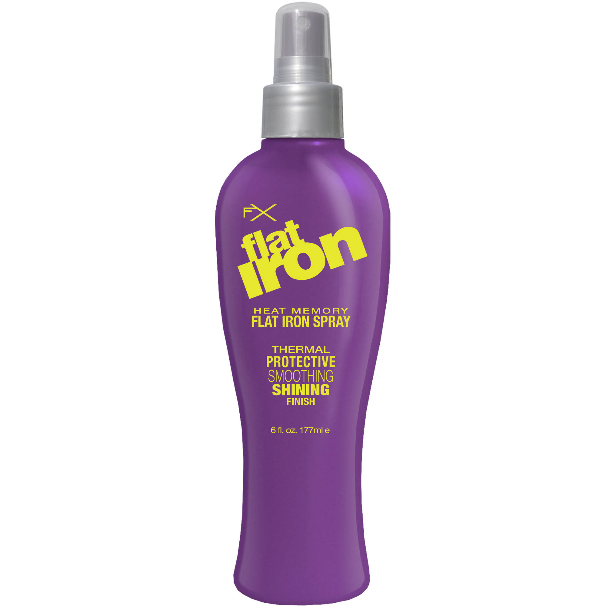 Fx Special Effects Sheer Silky Smooth Heat Memory Flat Iron Spray, 6 fl oz