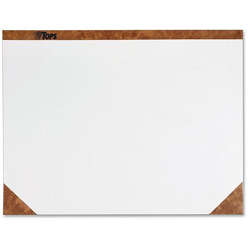 Miraculous Tops Plain Paper Sheets Desk Pads Home Interior And Landscaping Ymoonbapapsignezvosmurscom