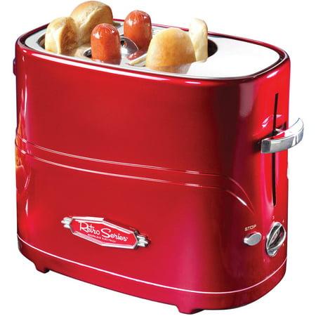 Nostalgia Electrics Retro Series Pop Up Hot Dog Toaster