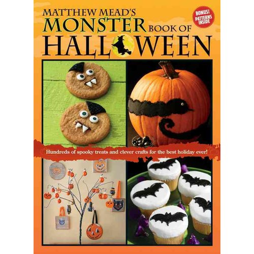 Matthew Mead's Monster Book of Halloween
