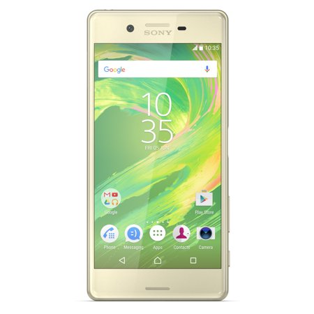 Sony Xperia X F5121 32Gb Unlocked Gsm 23Mp Camera Phone   Lime Gold
