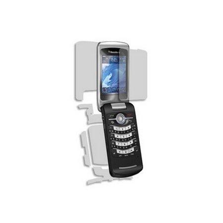 8230 Protector Case - Skinomi Full Protector for BlackBerry Pearl Flip 8230