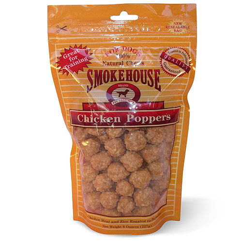 Smokehouse Chicken Poppers, 8 oz
