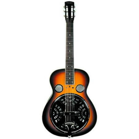 SCY RSN1AS DX-Trinity Mudslide Square Neck Resonator Guitar