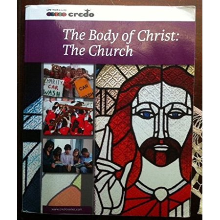 The Body Of Christ The Church By N A