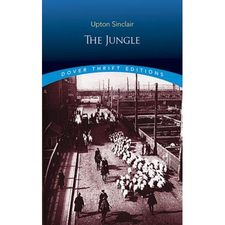 Dover Thrift Editions: The Jungle (Paperback) (The Jungle Book Costumes)