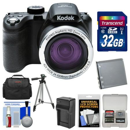 Kodak Pixpro Az421 Astro Zoom Digital Camera With 32gb
