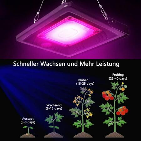 Gohope Led Grow Lights For Indoor, Outdoor Grow Lights