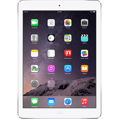 Apple iPad Air 16GB Wi-Fi + AT&T Refurbished