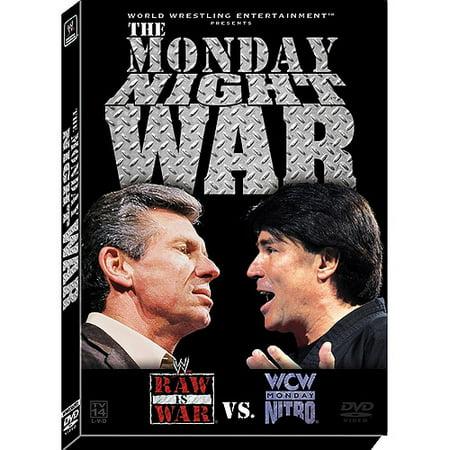 Wwe   Monday Night War  Dvd
