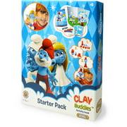 Smurfs Clay Buddies Starter Pack