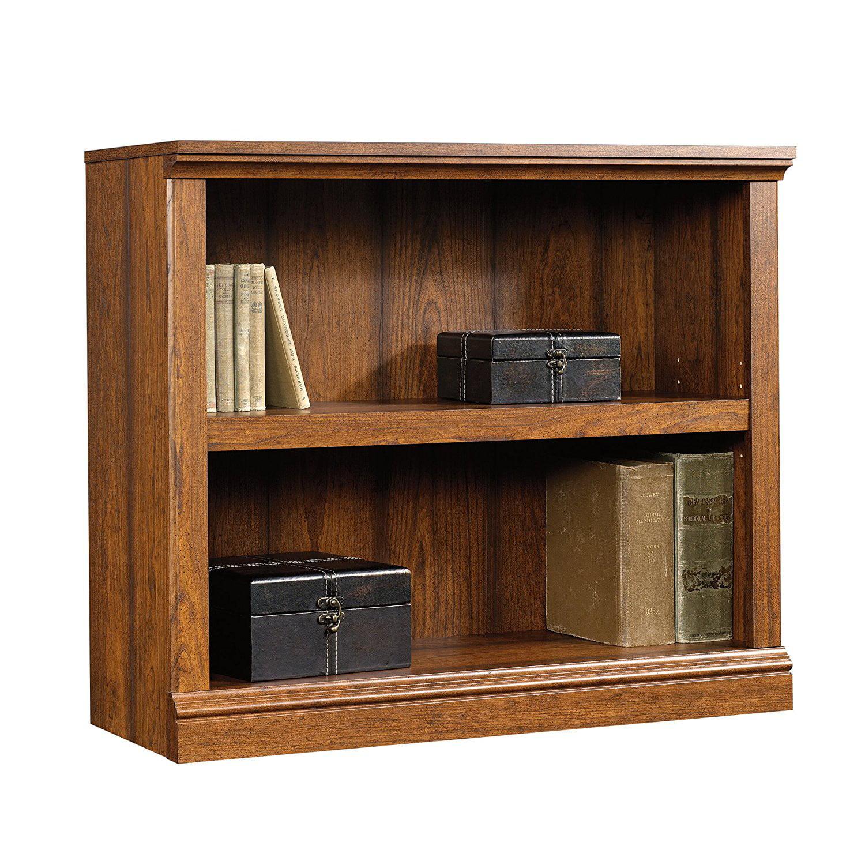2-Shelf Bookcase, Washington Cherry, Fast shipping,Brand Sauder by