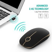 Wireless mouse with Nano Receiver for Student gift