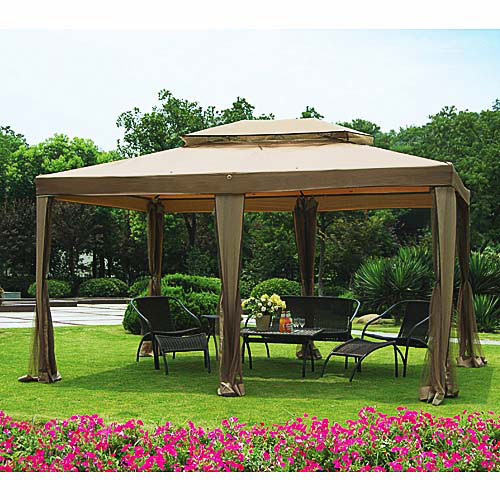 Garden Winds Replacement Canopy for 10x13 Six Post Gazebo...