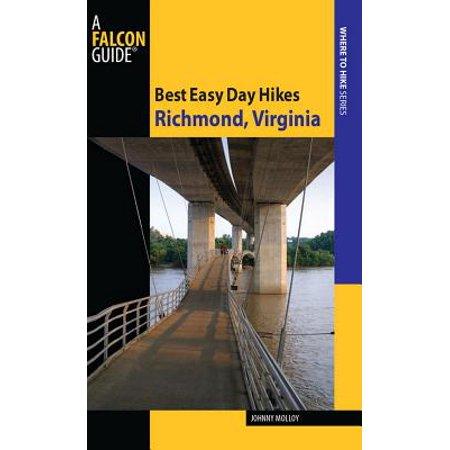 Best Easy Day Hikes Richmond, Virginia - eBook