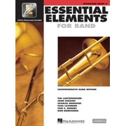 Essential Elements 2000 Comprehensive Band Method: Essential Elements for Band - Book 2 with Eei: Trombone (Other)