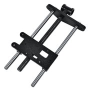 Mgaxyff 10.5  Woodworker Heavy Duty Table Vise Woodworking Metal Clip Clamp  , Woodworker Vise, Metal Vise