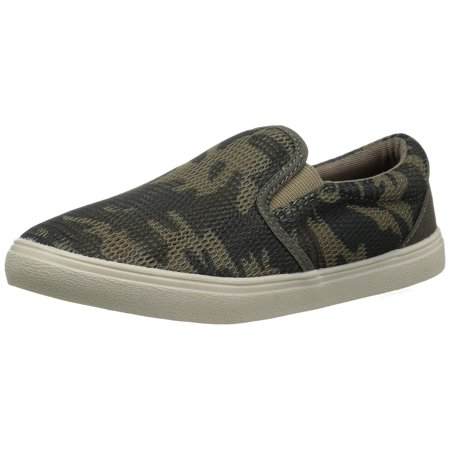 The Children's Place Boys' Camo Street Sneaker (Best Place To Get Shoes)