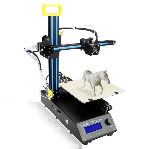 Modularize 3D Printer High Accuracy Self-assembly US Plug smt