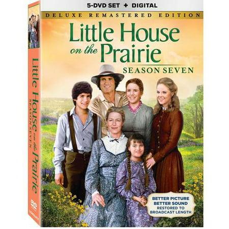 Little House On The Prarie Season 7 DVD DC