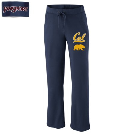 UC Berkeley Cal Jansport Women's Dreamer Pants-Navy (Cal Bears Backpack)