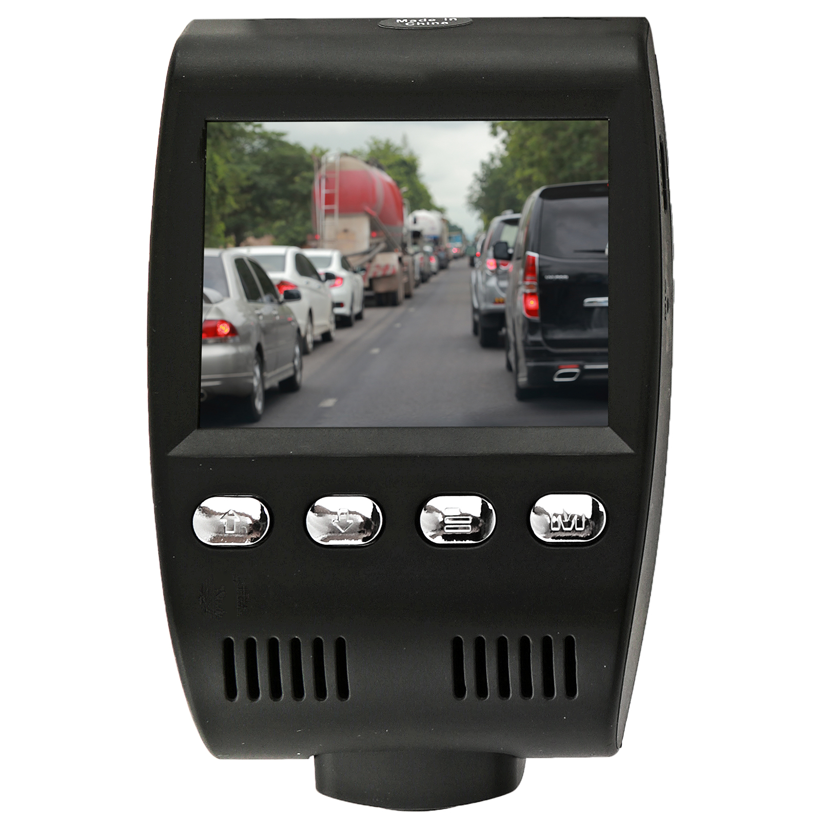 """Premium 2.0"""" LCD Dual DVR Video Recording Dash Cam System By Pyle -"