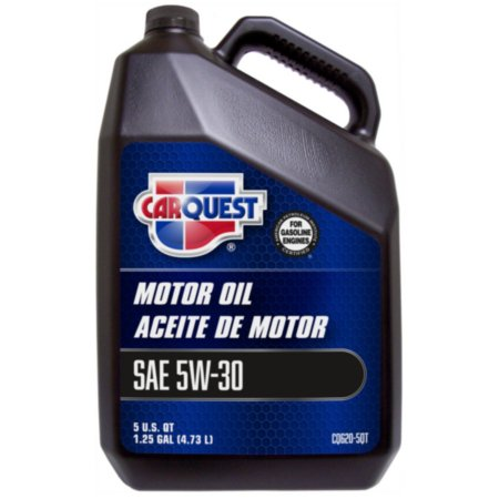 CARQUEST Oil & Fluids CARQUEST All Season Motor Oil, 5W-30 - An exceptional value for quality oil, 5 quart jug, sold by