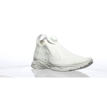 Reebok Womens Pump Sumpreme White Running Shoes Size