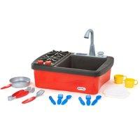 Little Tikes Splish Splash Sink & Stove Play Set