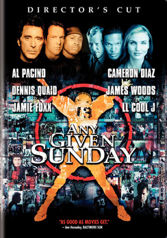 Any Given Sunday (DVD) by WARNER HOME ENTERTAINMENT