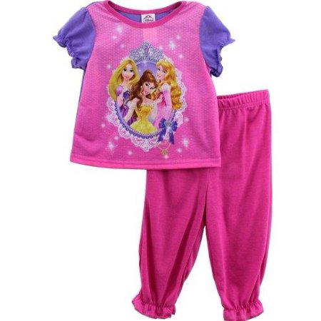Disney Princess Pink Poly Pajamas](Princess Jasmine Pajamas)