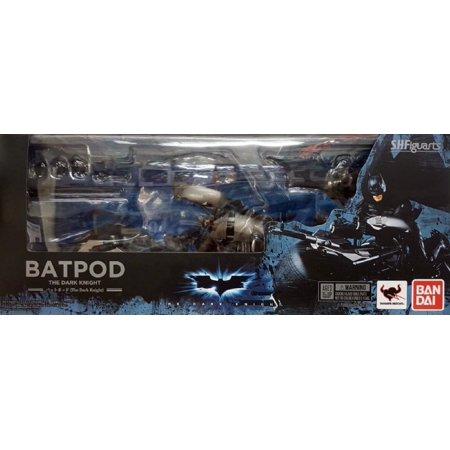 (Bandai Tamashii S.H. Figuarts Batman The Dark Knight Bat-Pod Action Figure)