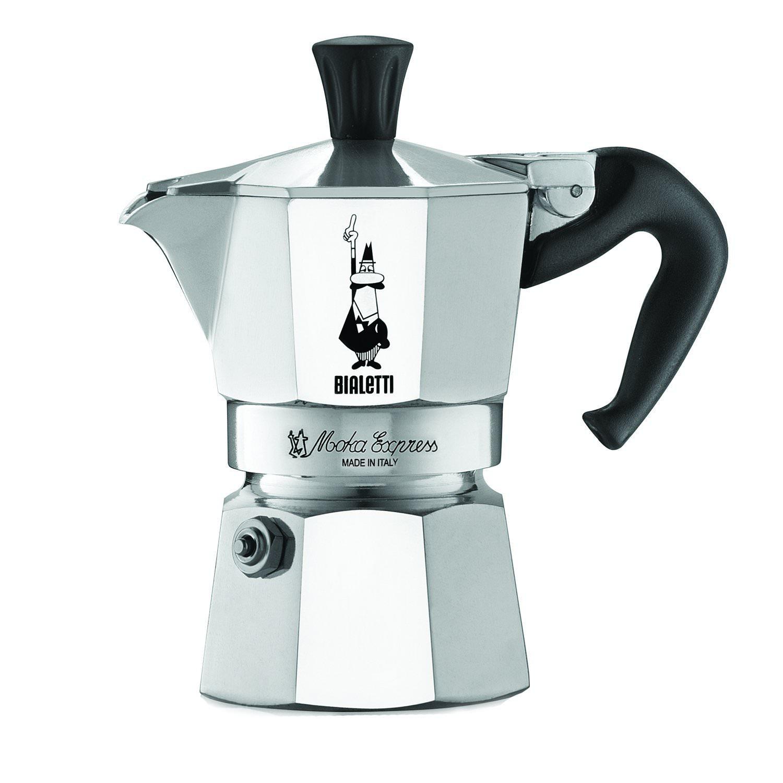 Bialetti 06857 1-Cup Stovetop Espresso Maker