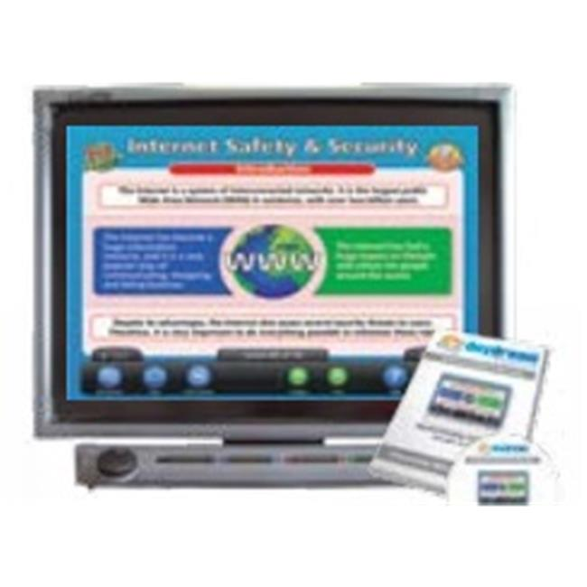 Daydream Education DD-ICT-5-54 Internet Safety & Security Interactive Software, Single User