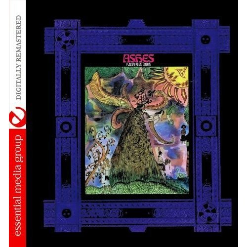 Ashes - Ashes [CD]