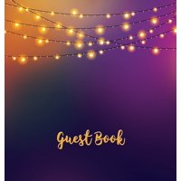 Guest Book (HARDCOVER), Party Guest Book, Birthday Guest Comments Book, House Guest Book, Retirements Party Guest Book, Vacation Home Guest Book, Special Events & Functions : For parties, birthdays, anniversaries, retirement parties, events, gatherings, fu