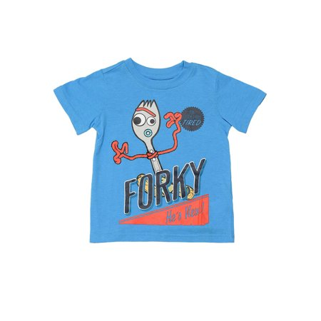 Toy Story 4 Boys Forky Toddler T-Shirt